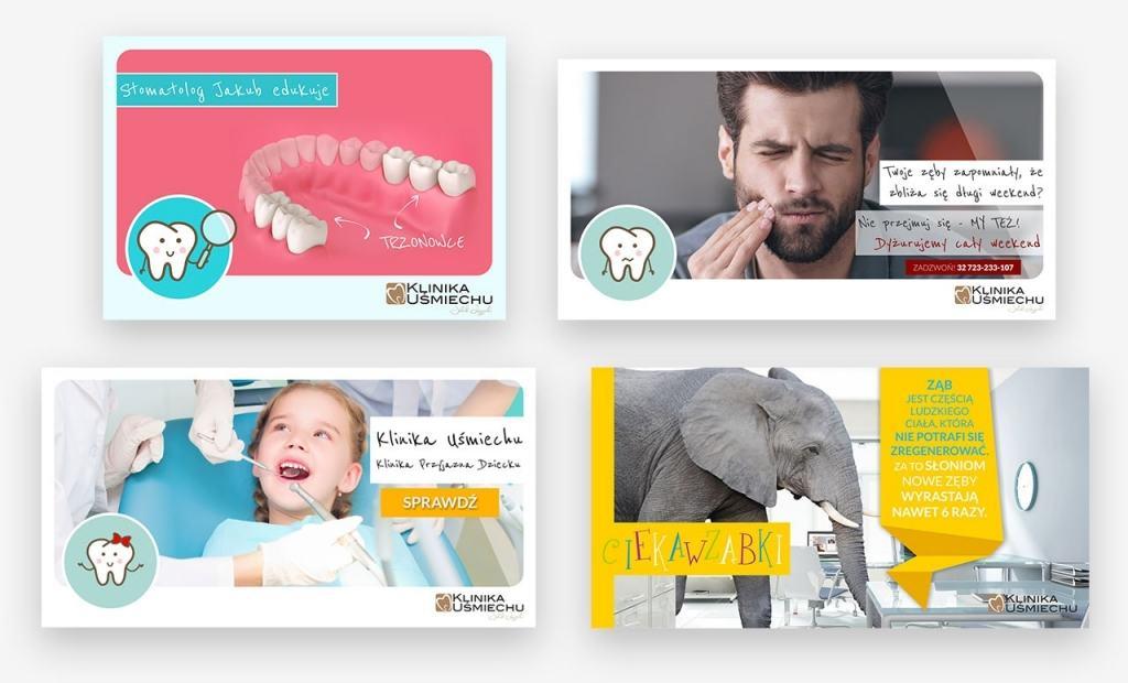 Case Study: Social Media dla Clinica Uśmiechu