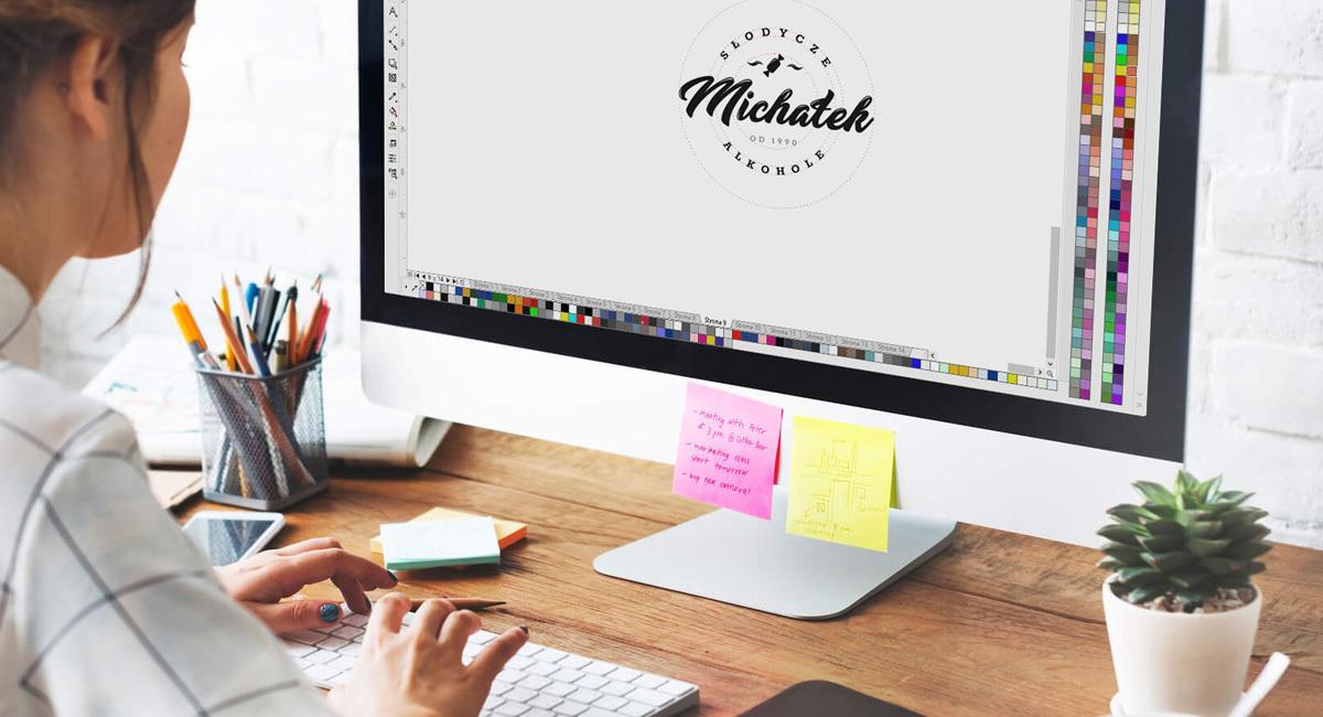 Projektowanie logo - jak powstaje dobre logo - krok 4